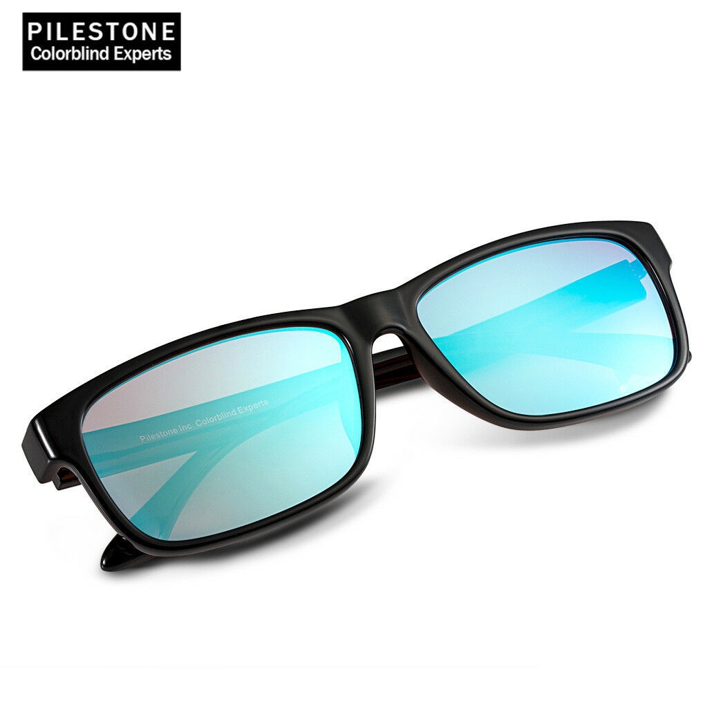 Pilestone Colour Blind Brille TP-024 für Rot Grün Colorblind Deutan & Protan