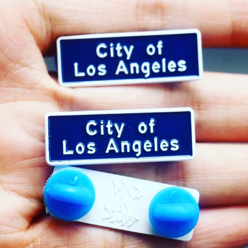 CITY OF LOS ANGELES PIN