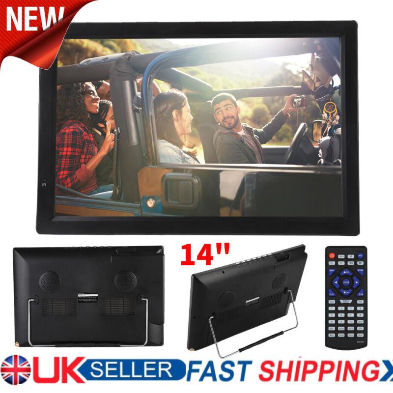 14%22+Digital+LED+TFT+Television+ATSC+Portable+TV+1080P+HD+HDMI+AV+Video+Player+.