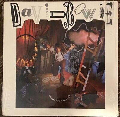 David Bowie - Never Let Me Down Vinyl Record LP - 1987 Club Edition STILL SEALED, usado comprar usado  Enviando para Brazil