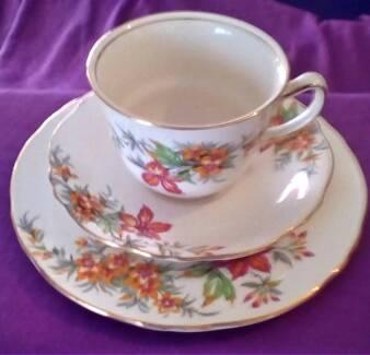 Grimwades - Royal Winton - Tea Cup, Saucer Plate Set