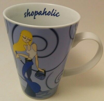 - Shopaholic Coffee Mug Zrike Everyday