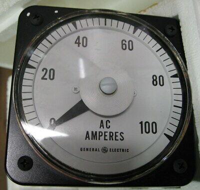 Yokogawa 103131lspk Ac Meter 0-100 Amperes