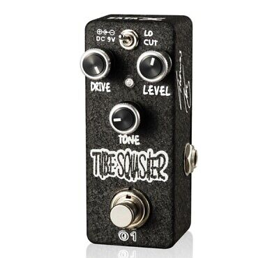 Xvive XV-01 O1 Tube Squasher Overdrive Guitar Effects Pedal