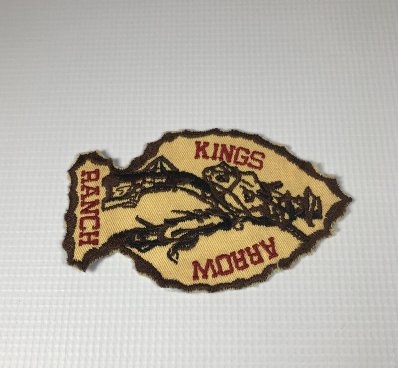 Vintage Kings Arrow Ranch Patch
