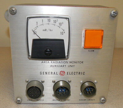 GE Area Radiation Monitor Auxiliary Unit - 237X892G005 - New Old Stock?