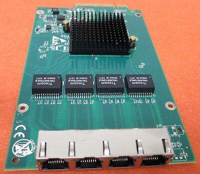 Silicom Quad Port Gigabit Ethernet Expressmodule Server Adapter M1e2g4i35 Jp