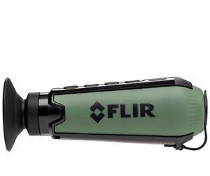 FLIER pocket-sized thermal vision monocular, new