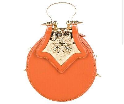 Okhtein Mini Dome Shoulder Bag Luxury Egyptian Handbag Okhtein