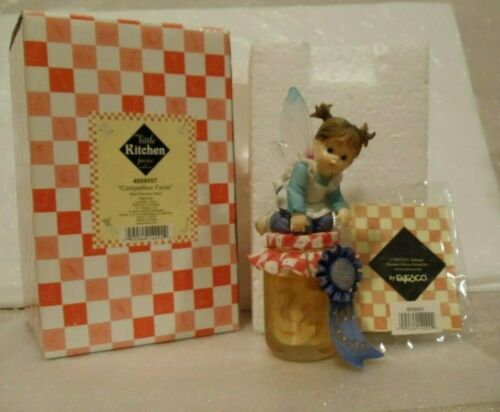 MY LITTLE KITCHEN FAIRIES  - COMPETITION FAIRIE - NEW IN BOX - MOTHERS DAY GIFT?