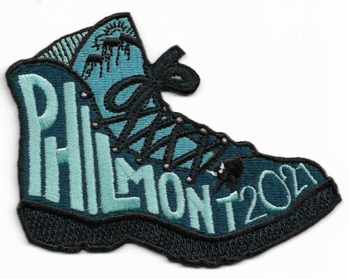 PHILMONT SCOUT RANCH * 2021 ADVENTURE PATCH * 3 INCH BY 4 INCH