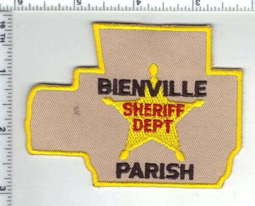 Bienville Parish Sheriff Dept (Louisiana) Shoulder Patch - new from the 1980