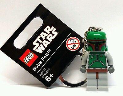 Lego Star Wars - Boba Fett Keyring/Keychain NEW Birthday - Boba Fett Birthday