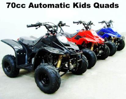 NEW  70cc QUAD ATV... Capalaba Brisbane South East Preview
