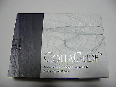 Collagen Membrane  30mm *40mm DENTAL Implant Bone Graft CE1023 Dentist