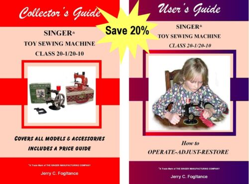 Singer 20 Toy Child Sewing Machine COLLECTOR