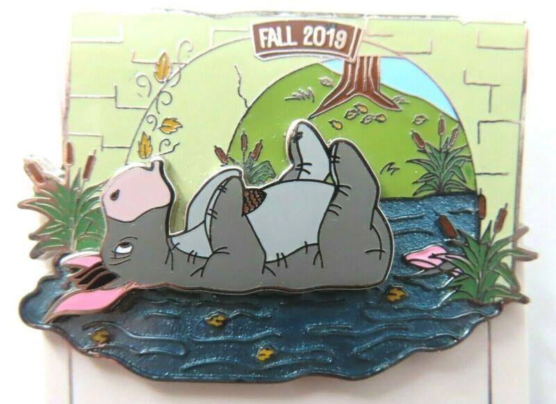 Disney Pin - Eeyore Fall 2018 LE 2000