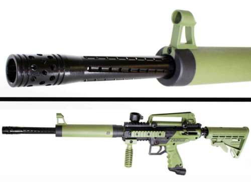 Trinity paintball accessories for tippmann cronus marker barrel 16 inches tactic
