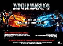Boxing Body Transformation Challenge North Sydney North Sydney Area Preview