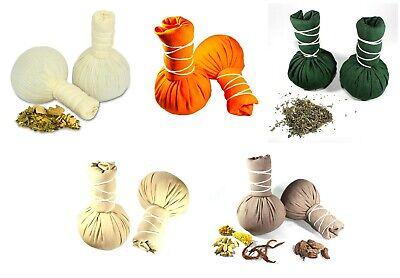 10x 75g Kräuterstempel Set gemischt - Lavendel, Orange, Thai, Herbal, Grüner Tee