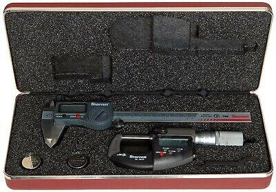 Starrett S766mbzbasic Electronic Tool Set