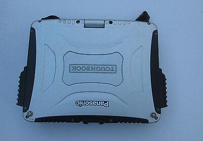 Panasonic Toughbook CF-19 Laptop tablet Win7 1.2Ghz,160gb,2Gb MK3 CF-19KHRAX2M