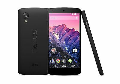 "LG Nexus 5X BLACK 5.2"" LCD 16GB 6-Cores 12.3MP Phone USA FREESHIP"