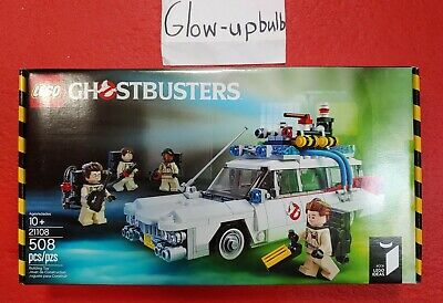 Lego 21108 Ghostbusters Ecto 1 80s NISB Retired