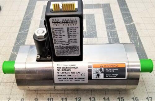 BROOKS 5863E MASS FLOW CONTROLLER  H2, Hydrogen 1000 SLPM, NEW [A3S4