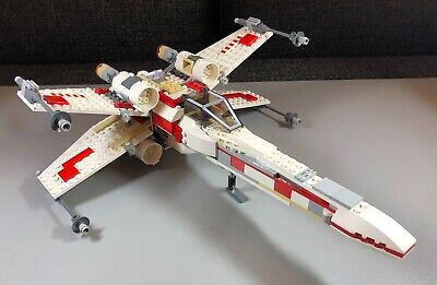 LEGO Star Wars X-Wing Starfighter (6212) 100% Complete Parts!!!