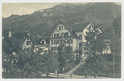 AK Beckenried am Vierwaldstätter See - Gasthaus z. Sternen (N212)