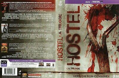DVD - HOSTEL La Trilogie - Version non censurée - 3 DVD