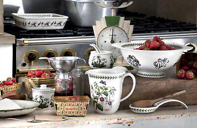 - Portmeirion Botanic Garden Measuring Jug 3.5 Cups ~ Lovely Fuchsia & Butterflies