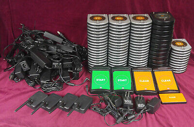 Lrs Table Tracker Restaurant System Pagers Chargers Repeaters Power Supplies