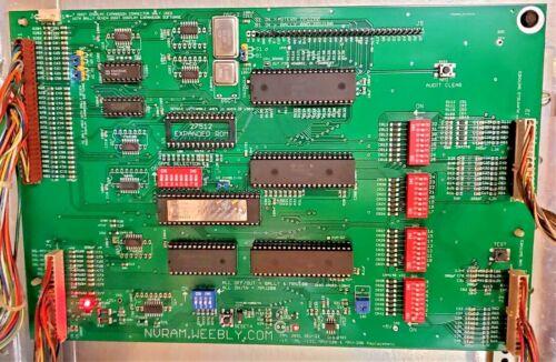 NEW BALLY STERN UNIVERSAL REPLACEMENT MPU AS-2518-35 MPU-200