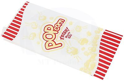 Mt Products Popcorn Bags 1 Oz Red Yellow 100 Pieces
