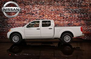 2015 Nissan Frontier 4x4 Crew Cab SV