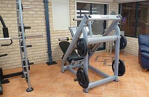 45 degree leg press Canning Vale Canning Area Preview