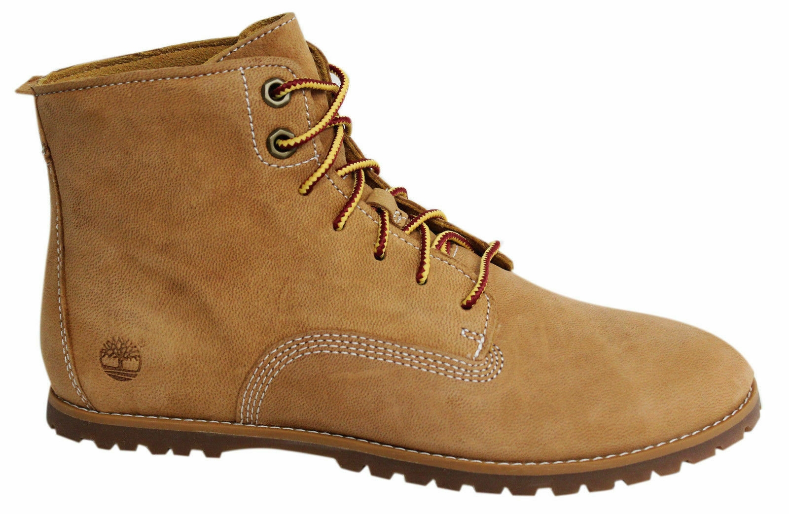 Details about Timberland Joslin Womens Chukka Boots Lace Up Shoes Wheat Leather A13HW B90E