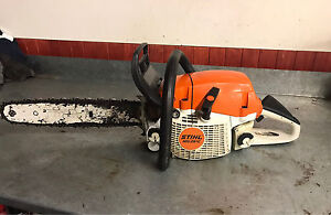 Stihl MS261C Pro chainsaw Wallan Mitchell Area Preview