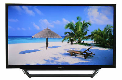 Sony W600D 32-Inch Smart LED TV w/ 720p, Built-in WiFi, 2 x HDMI & 2 x USB Ports