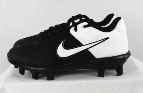 Nike Alpha Huarache Varsity LW MCS BG Youth Baseball Cleats Size 4.5Y AO7583 003