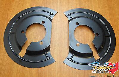 Front Brake Plate (2002 - 2019 Dodge Ram 1500 Front Brake Dust Shield Backing Plate Set Mopar OEM )