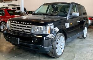 2008 Land Rover Range Rover Sport SELLING AS-IS|Supercharged|1 O