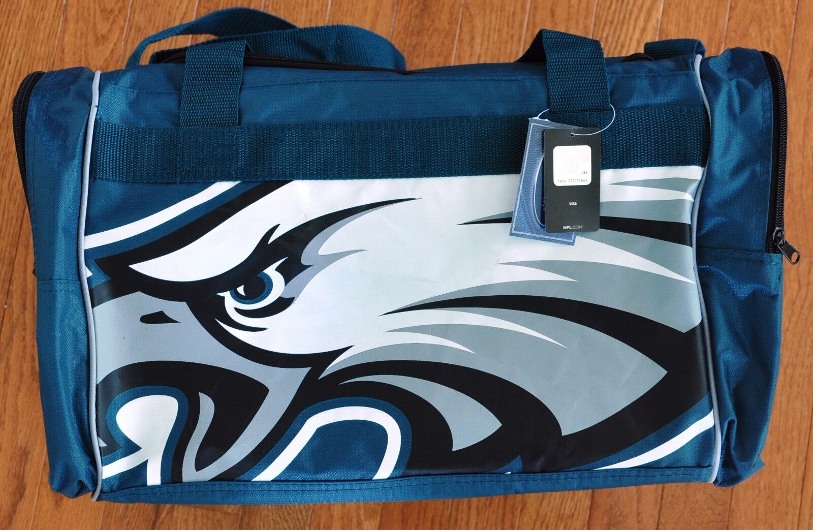Philadelphia Eagles Duffle Bag Gym Swimming Carry On Travel