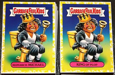 Non-sport Trading Cards Brave 1986 Topps Garbage Pail Kids # 145b Crushed Shelly Trading Card Singles