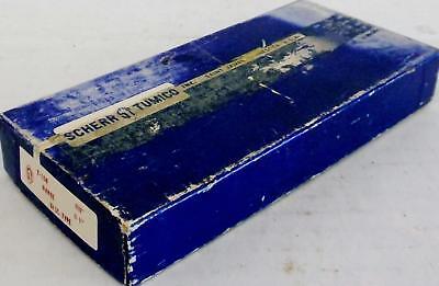 Scherr Tumico T-104 Micrometer 0-1 One Inch Capacity With Original Box