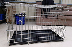 Dog/pet collapsible cage/crate Andrews Farm Playford Area Preview