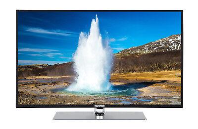 Telefunken HF32D8000 81 cm (32 Zoll) Fernseher Full HD, Smart TV, Triple Tuner