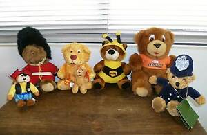 7 Collectable & Promotional Teddy Bears Darwin City Preview